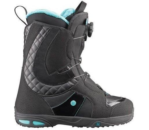 Boots Salomon Ivy BOA Negru 2012
