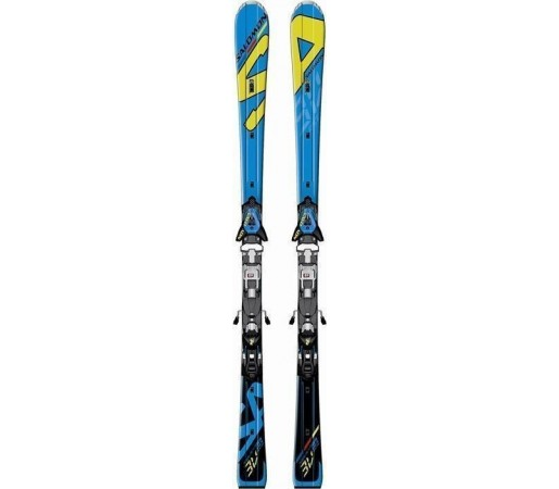 Schiuri Salomon 3V Race Powerline + Z14 Speed 2013