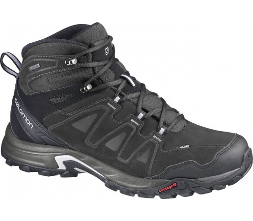 Incaltaminte hiking Salomon Eskape Mid Ltr GTX® Asph/Asph/Alu Negru