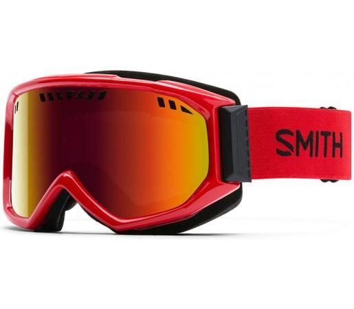 Ochelari Schi si Snowboard Smith Scope Pro Rosii