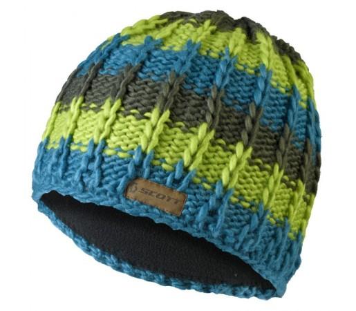 Caciula Scott MTN 60 Albastru/ Verde