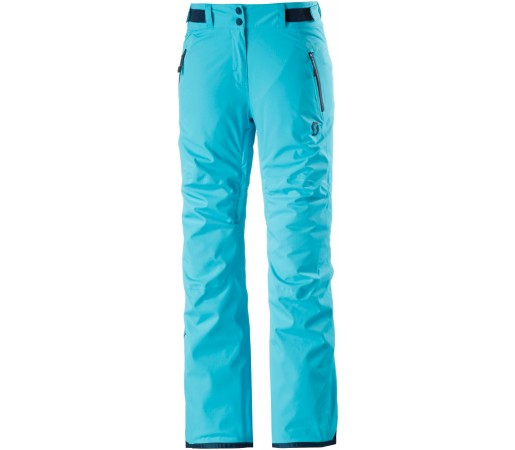 Pantaloni schi si snowboard Scott Ultimate Dryo Albastru/Negru