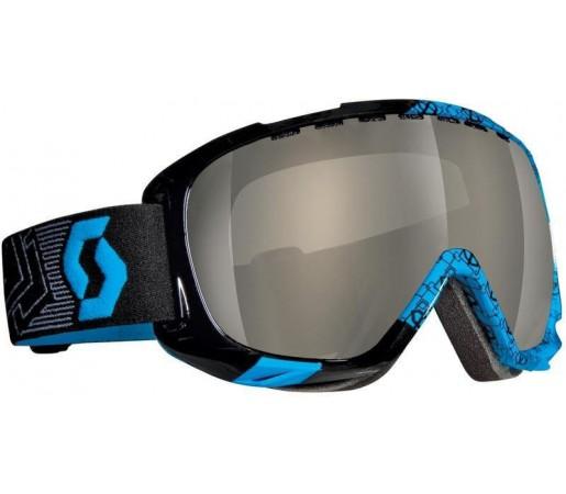 Ochelari Scott Fix Tom Wallisch Signature Albastru/Negru 2012