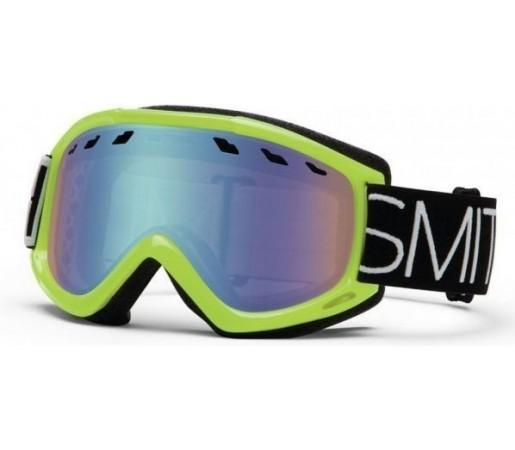 Ochelari Schi si Snowboard Smith Sentry Acid Blockhead / Blue Sensor mirror