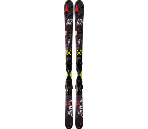 Ski Atomic CRIMSON TI ARC black/red & XTO 14 2014