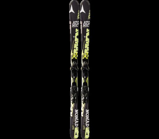 Ski Atomic RADON TI ARC yellow/black & XTO 12 2014