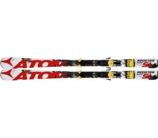 Ski Atomic REDSTER EDGE SL white & XTO 12 2014