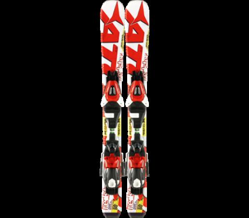 Ski Atomic REDSTER jr I white & EVOX 045 2014