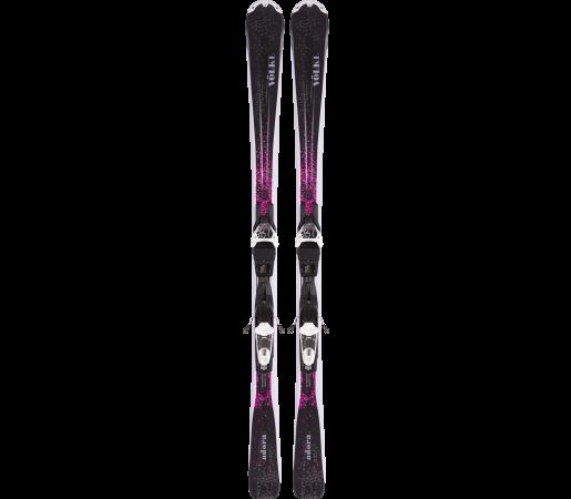 Schiuri Volkl Adora + Legaturi Marker 3Motion TP Light 10 Lady Negre