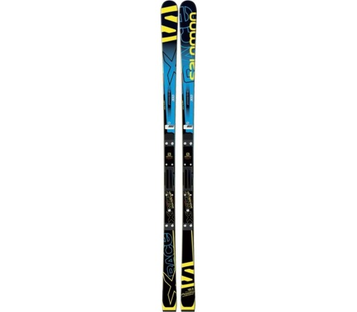 Ski Salomon SLab X-race SLM 15 PlateX +X16 Lab