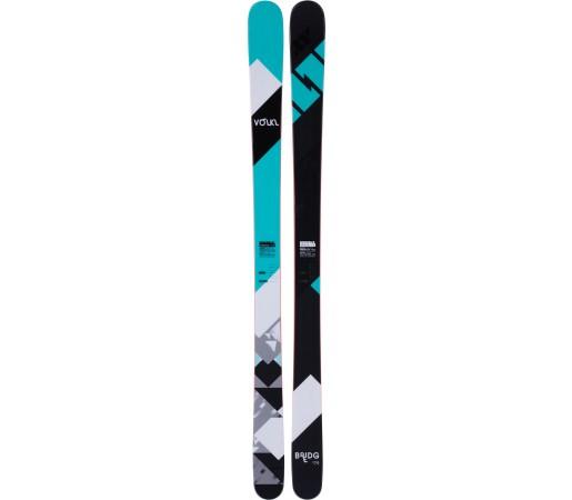 Schiuri Volkl Bridge + Marker Duke EPF 16 L 110 mm White/Blue/Black