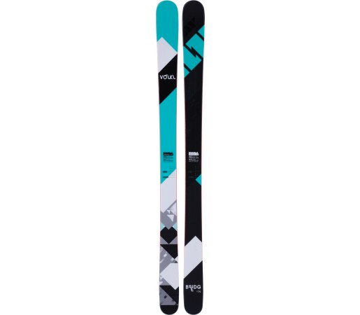 Schiuri Volkl Bridge + Legaturi Marker Duke EPF 16 L 110 mm White/Blue/Black