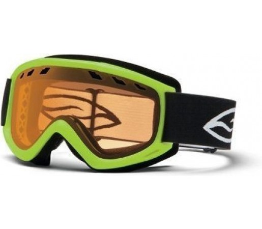 Ochelari Schi si Snowboard Smith CASCADE AIR Acid/Gold Lite