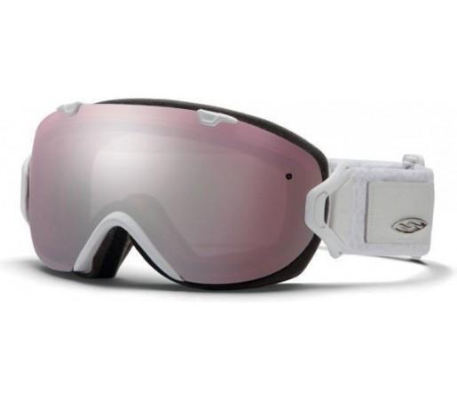 Ochelari Schi si Snowboard Smith  I/OS White Danger / Ignitor mirror