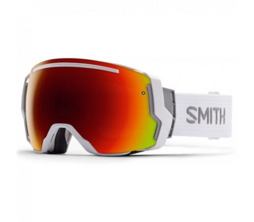 Ochelari ski si snowboard Smith I/O7 White Red-Solx