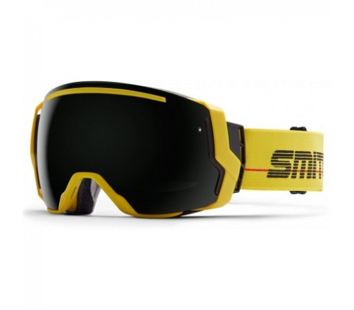 Ochelari ski si snowboard Smith I/O7 Yellow 1989 Blackout
