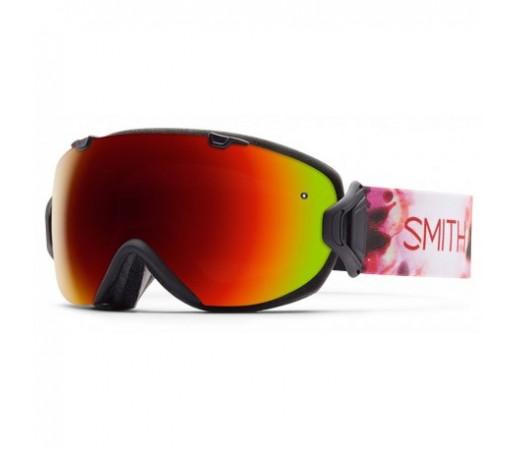Ochelari ski si snowboard Smith I/OS Pepper Inkbolt Red-Solx