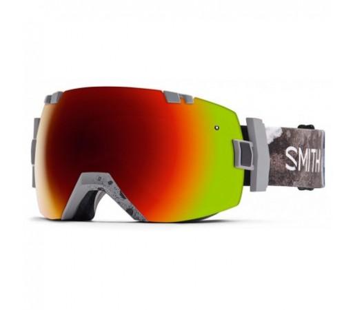 Ochelari ski si snowboard Smith I/OX Cement Bleached Red-Solx