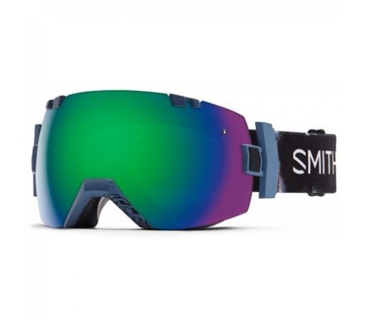 Ochelari ski si snowboard Smith I/OX Xavier Sketchy Green-Solx