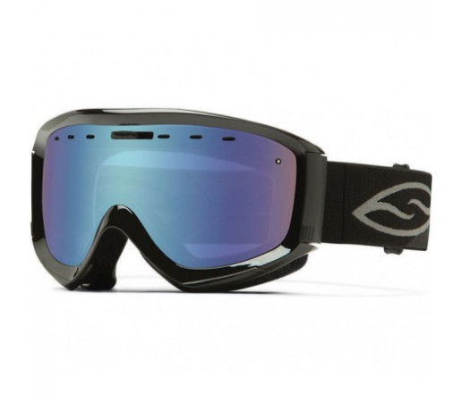Ochelari ski si snowboard Smith Prophecy Otg Black Blue-Sensor