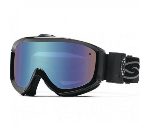 Ochelari ski si snowboard Smith Prophecy T.Fan Black Blue Sns