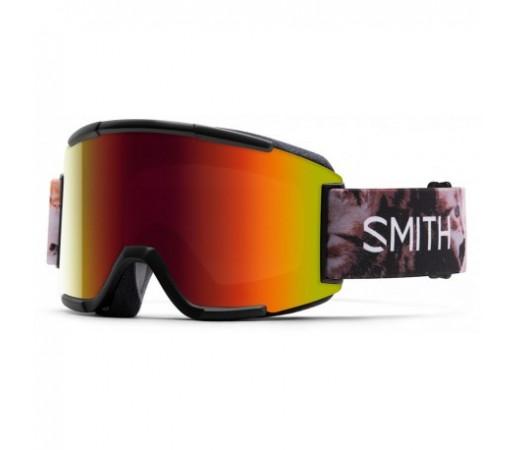 Ochelari ski si snowboard Smith Squad Cattastic Red-Solx