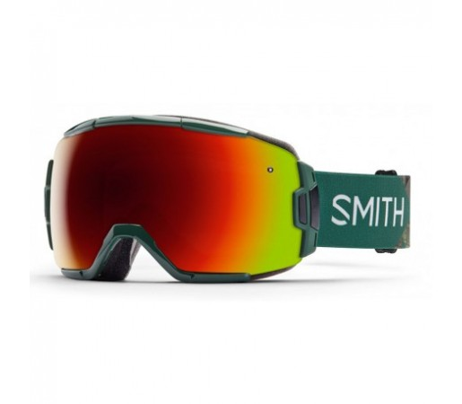 Ochelari ski si snowboard Smith Vice Green Obscura Red-Solx