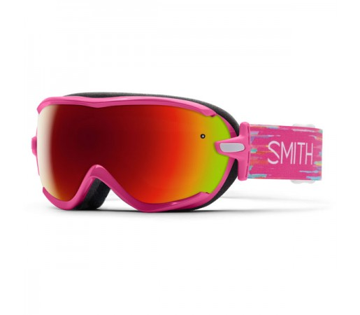 Ochelari ski si snowboard Smith Virtue Impulse Red-Solx