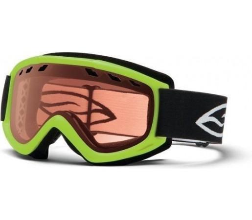 Ochelari Schi si Snowboard Smith CASCADE AIR Acid/RC36 Rose Copper