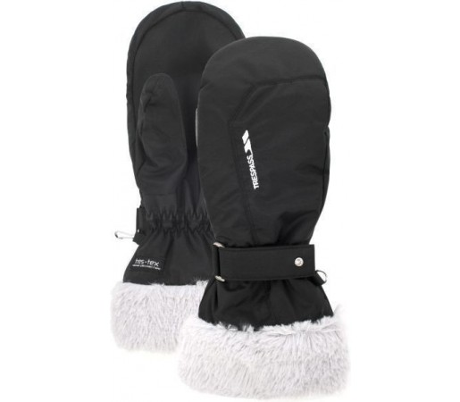 Manusi Trespass Snow Negru