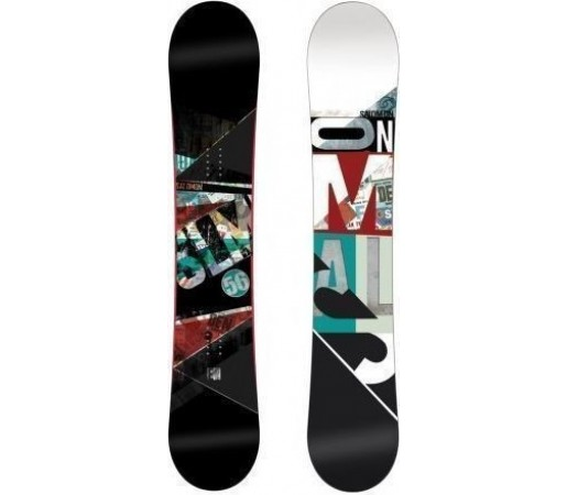 Placa Snowboard Salomon Effect