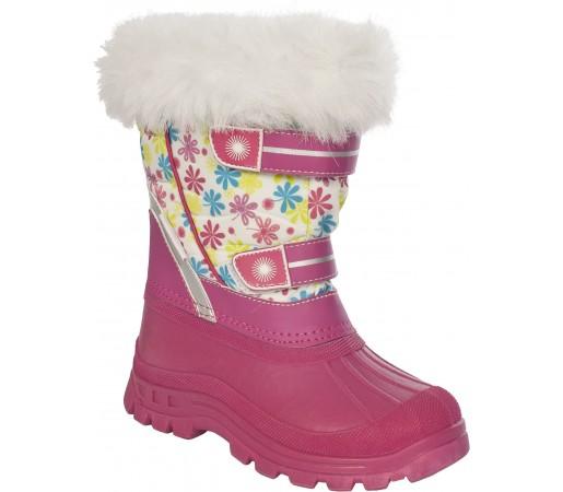 Incaltaminte Trespass Snowsparkle Bubblegum Girl Roz