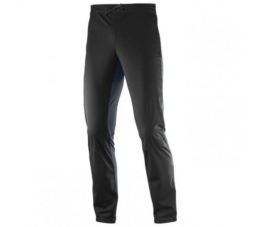 Pantaloni Salomon Equipe Softshell Pant M Negri