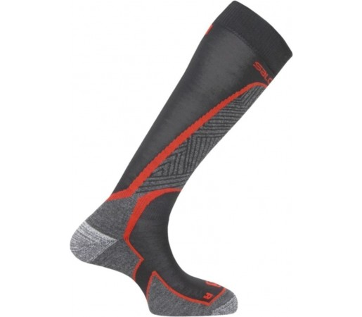 Sosete Salomon Impact Black- Red