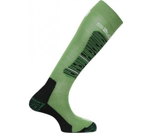 Sosete Salomon Mission Green- Black