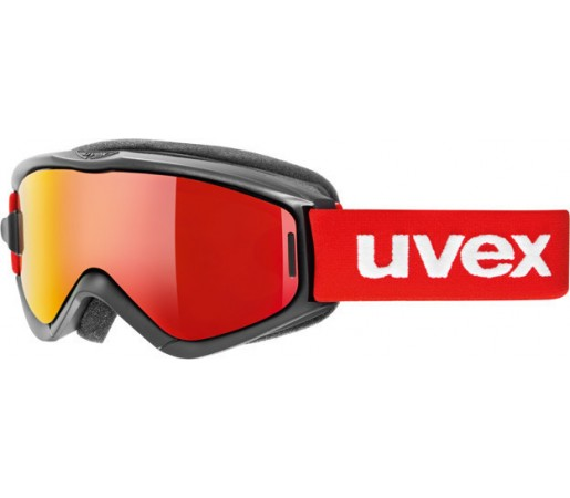 Ochelari Ski si Snowboard Uvex Speedy Pro Take Off Junior Rosu