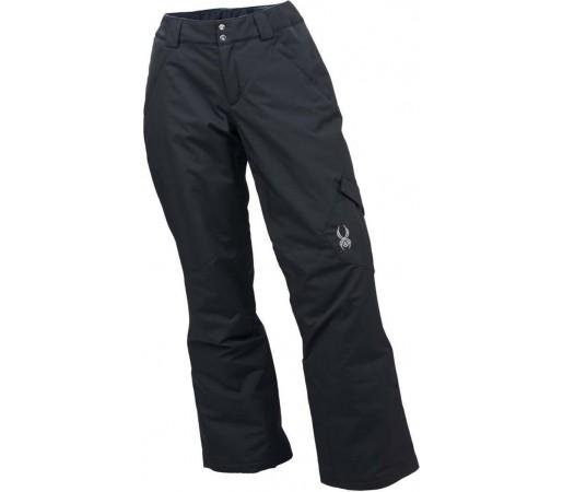 Pantaloni Schi si Snowboard Spyder Ruby Negru