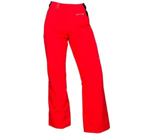 Pantaloni Schi si Snowboard Spyder Ruby Tailored Fit Vampire Rosii
