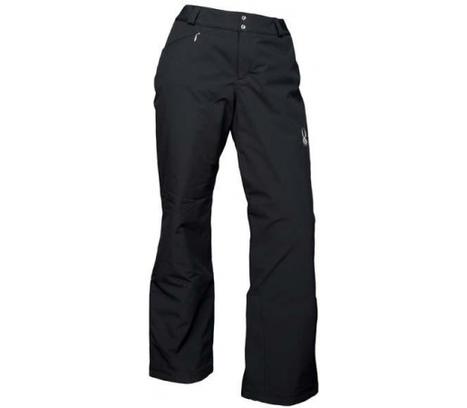 Pantaloni Schi si Snowboard Spyder Winner Tailored Fit Negri