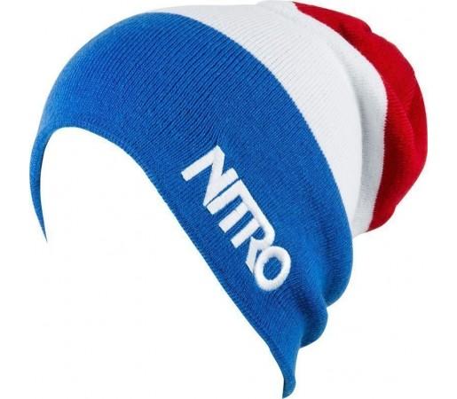 Caciula Nitro M Stacked Albastru/Alb/Rosu