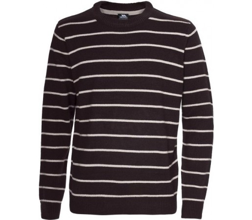 Bluza Trespass Stripe Shiraz Black