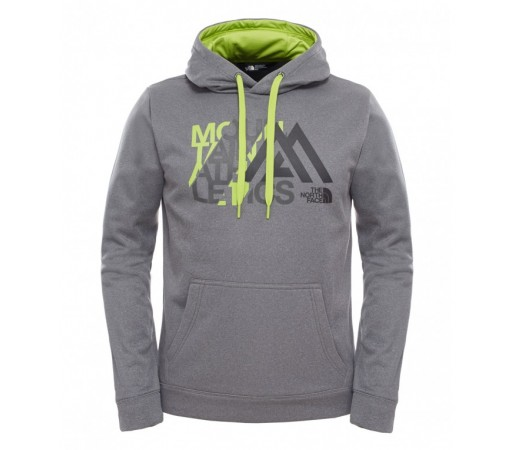 Hanorac The North Face M MA Graphic Surgent Hoodie Gri/Verde