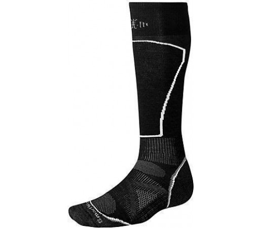 Sosete SmartWool PhD  Ski Light Socks Black