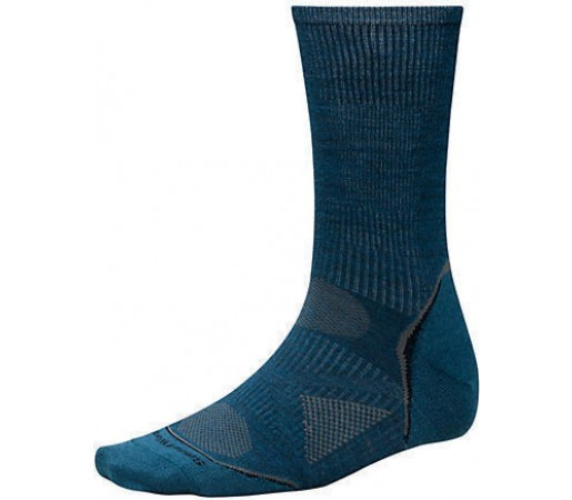 Sosete SmartWool Men's PhD Outdoor Ultra Light Crew Socks Deep Sea