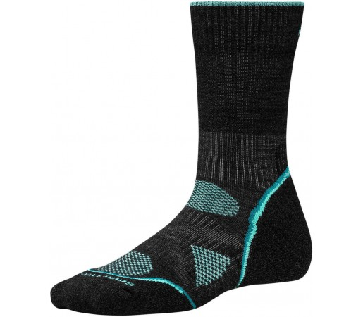 Sosete SmartWool Women's PhD Outdoor Light Crew Socks Grey