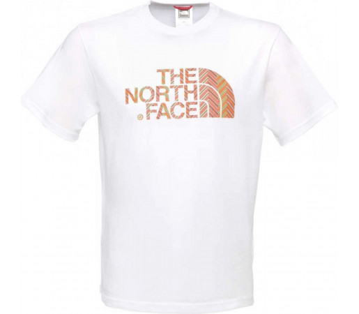 Tricou The North Face Rope Dome Alb