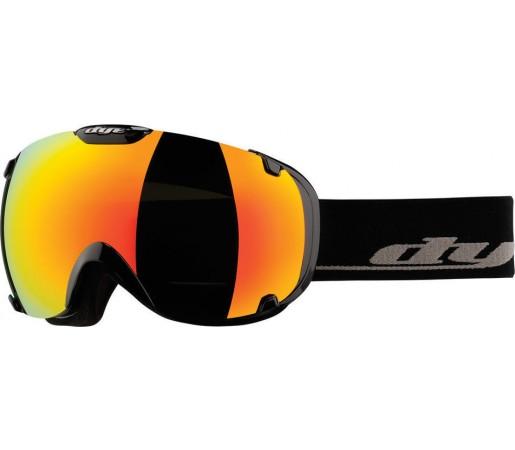 Ochelari Ski si Snowboard Dye T1 Solid Black