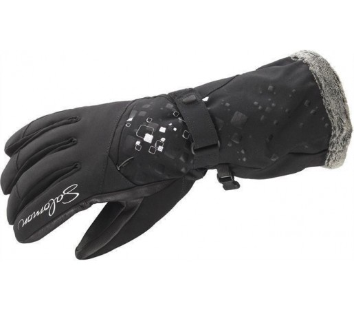 Manusi Salomon Tactile CS W Black 2013