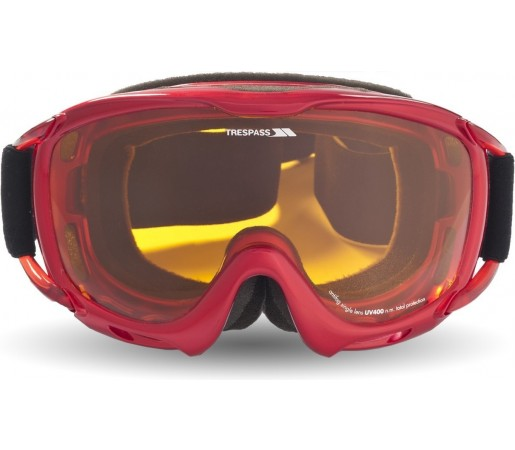 Ochelari Schi si Snowboard Trespass Tawa Red/Metallic Red