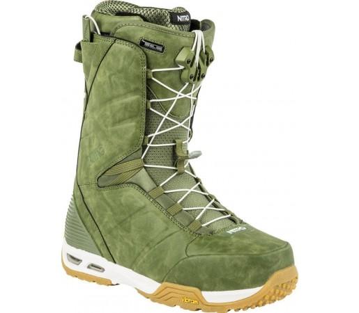 Boots Snowboard Nitro Team TLS Verde 2015
